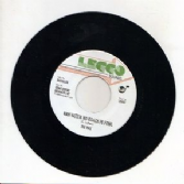 SALE ITEM - The Hax - Nah Fatten No Roach Fe Fowl / version (Leggo / DKR) US 7""